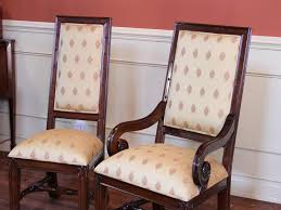 Custom Dining Room Chairs, Chair Upholstery, Best Fabric For ...