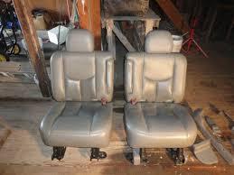 2nd row seats ebay