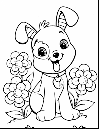 Impressive Strawberry Shortcake Dog Coloring Pages With And Cat