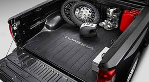 Protecta Bed Mat by 2018 Tundra Exterior Accessories
