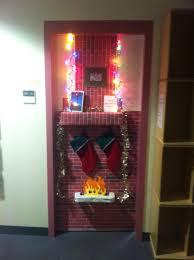 Christmas Office Door Decorating Ideas Pictures by Backyards Office Holiday Door Decorating Contest Ideas Fun Steps