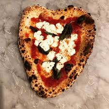 Nothing Says I Love You Like A Pizza Especially Heart Shaped Happy Valentines