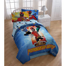 Marshalls Bed Sheets by The Power Rangers Samurai Kid U0027s Bedding Set Is Ideal For Creating