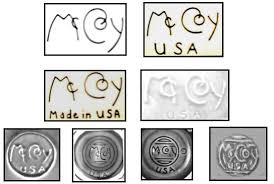 Trademarks McCoy Pottery Collectors Society