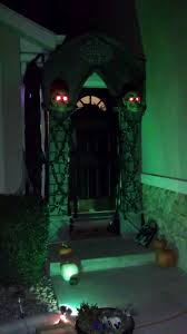 Scary Halloween Props Ideas by 82 Best Halloween Cemetery Gates Arches And Entrances Images On