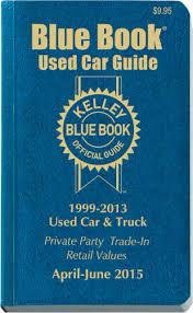 100 Used Truck Values Nada Kelley Blue Book Car Guide AprilJune 2015 Kelley Blue Book