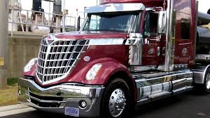 International Lone Star Truck - Tough Looking, Chromed Out, And Bad ...