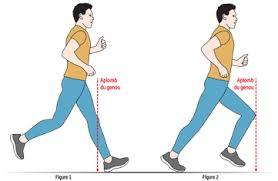 douleur interieur genou course a pied light running course à pied moins peiner grâce à la foulée