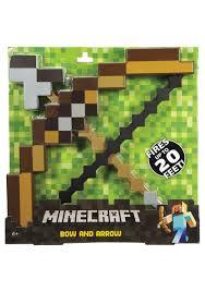 Minecraft Bedding Walmart by Minecraft Bow And Arrow Set Walmart Com