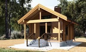 chalet en rondin en kit conception de la maison en bois de la fabrication de la construction