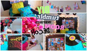 Teens Room Diy Tumblr Inspired Decor For Cute And Cheap With Regard To