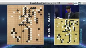 AlphaGo Shocks Lee Sedol