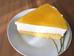 maracuja käsesahne torte