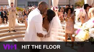 Hit The Floor Episodes Vh1 by Ahsha U0026 Derek Get Married Hit The Floor Youtube