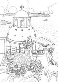 Coloring Europe Magical Greece A Book Tour Of Greek Lifestyle And Culture