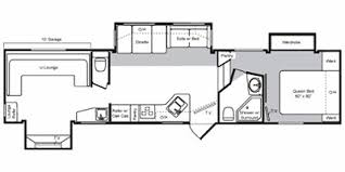 Raptor 5th Wheel Toy Hauler Floor Plans by 2008 Keystone Rv Raptor Fifth Wheel Series M 3602 Rl Specs And