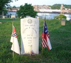 Memorial Day Graveside Decorations by Cemeteries Of Johnson U0027s Depot Johnson City Tennessee