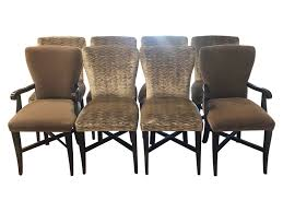 Donghia Velvet Upholstered Dining Chairs, Set Of 8 | The Local Vault High End Velvet Button Upholstered Ding Chair Juliettes Interiors Which Is Better Or Leather For Chairs Modway Pose Gray Fabric Eei2577gry The Midcentury West Elm Uk Natalie Modern Classic Black Oak Frame Grey David Gold Leaf With Beige Seat By Carolina Cottage Julia Tufted Back Nail Head Amazoncom Meridian Fniture 783greenc Karina Collection Green Set Of Eight Neoclassical Style For Lotus Charcoal Interiors Online Donghia 8 Local Vault