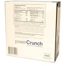View Image Power Crunch Bar