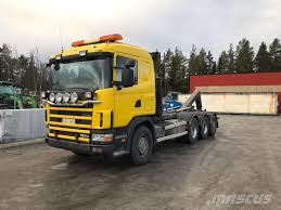 Scania -124-g-470_hook Lift Trucks Year Of Mnftr: 2002, Price: R 300 ... For Review Demo Hoists For Sale Swaploader Usa Ltd Hooklift Truck Lift Loaders Commercial Equipment 2018 Freightliner M2 106 Cassone Sales And Multilift Xr7s Hiab Flatbed Trucks N Trailer Magazine F750 Youtube 2016 Ford F650 Xlt 260 Inch Wheel Base Swaploader In 2001 Chevrolet Kodiak C7500 Auction Or Lease For 2007 Mack Cv713 Granite Hooklift Truck Item Dc7292 Sold Hot Selling 5cbmm3 Isuzu Garbage Hooklift Waste