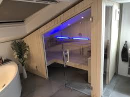 sauna unter dachschräge badezimmer dachschräge haus