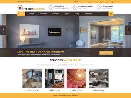 100 Home Interior Website Designs WordPress Theme WordPressorg