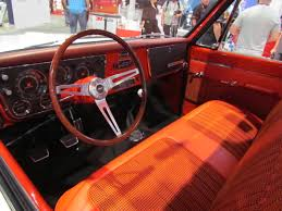 100 Chip Foose Truck SEMA Seen S Camaropowered 1967 Chevrolet C28