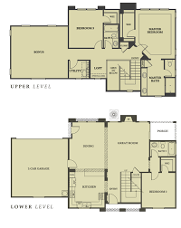 The Two Story Bedroom House Plans by Three Bedroom House Plans Two Story Home Deco Plans