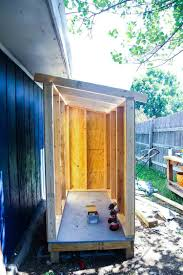 Tuff Shed Jobs Las Vegas by How To Build A Small Wooden Shed The Home Depot Blog