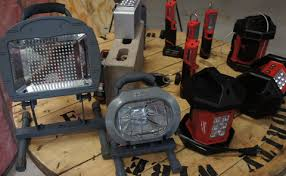 Milwaukee Cordless LEDs Are Lights Out coptool