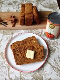 Starbucks Pumpkin Loaf Ingredients by Pumpkin Yogurt Bread Chez Cateylou