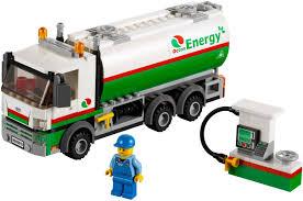 Tanker Truck - LEGO CITY 60016