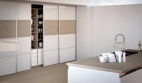meuble de cuisine avec porte coulissante merveilleux meuble cuisine avec porte coulissante 0 cuisine