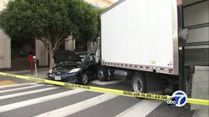 Truck Driver Loses Control In San Francisco's Richmond District Injuring  Pedestrians