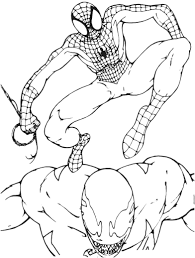 Epic Venom Coloring Pages 19 With Additional Gallery Ideas