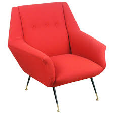 Italian 50s Armchair In The Style Of Gio Ponti At 1stdibs 50s Italian Single Armchair At 1stdibs Link By Contempo Is Inspired The Scdinavian Seating Armchair From Upholstered With Newer Elephant Fabric Vintage Decorexi Red Leather Americana Swanky Interiors Fabric Style Wooden Arms And Ftstool Ikea In A Id Get Poltrona Anni 50 Fauteuil Vintage Gio Ponti 60s Danish Rosewood Armchair New Tweed Fabric 70s Retro