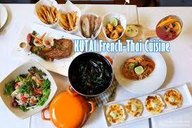 cuisine com kutai cuisine ร านอร อยท ซ อนอย แถวสวนพล ซอย 1 maam