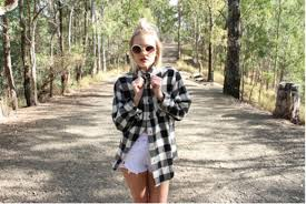 Flannel Vintage Divergence Clothing Online Store Back To School Grunge 90s Fashion Hipster Boho Jacket