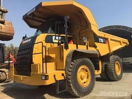 Used Caterpillar 770 Rigid Dump Trucks Year: 2008 For Sale - Mascus USA