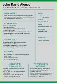 Unique Resume Objective Philippines Software Programmer Sample Lovely Grapher