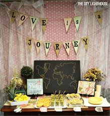 best 25 travel bridal showers ideas on pinterest banquet camera