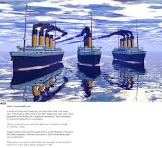 The Sinking Of The Britannic Old Version by Rms Titanic Of The White Star Line Captainsvoyage Forums