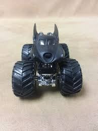 100 Monster Truck Batman Hot Wheels Jam 1 64 Scale For Sale Online EBay