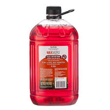 waxworks 4l citronella oil with insecticide bunnings warehouse