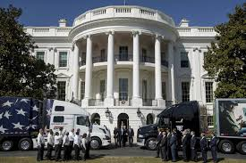 Rigged! President Turns 18-Wheeler Into A Trump Truck - NBC News Bright House Networks Boosts Speeds Orlando Sentinel Housetrucks Tiny Talk Home Built Truck Camper Plans Design Amazing Portable Trucks Must See Indianpropertydekho Com Prestige Food Builds Michigans Timeless Hunter Gracias Seor Pacific Palisades Ca Roaming Hunger Homes For Rent 3 Impressive You Can Stay In Curbed On Wheels Daf Ya4440 Photo Image Gallery Coffee On Your Street Tulsa The Incredible Michael Ostaski Youtube Bangshiftcom 1951 White Box Truck Cversion Campers Tiny House Elegant Vintage Food Flying Tortoise Simple And Delightful Back