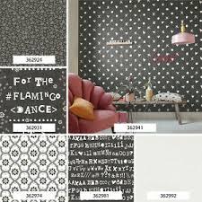 details zu vliestapete mit herzen punkten tapete schwarz weiß günstig wohnzimmer co