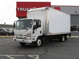 2018 ISUZU NPR-HD 20 FT BOX VAN TRUCK FOR SALE #599792