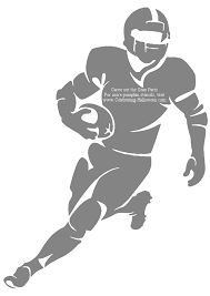 Steelers Pumpkin Carving Stencils Free by Running Nfl Football Player Pumpkin Carving Stencil U2013 Celebrating