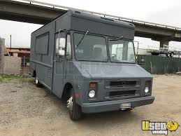 GMC Food Truck | Used Food Truck For Sale In California
