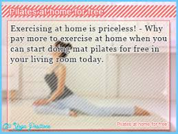 Pilates Exercises At Home All Yoga Positions AllYogaPositions